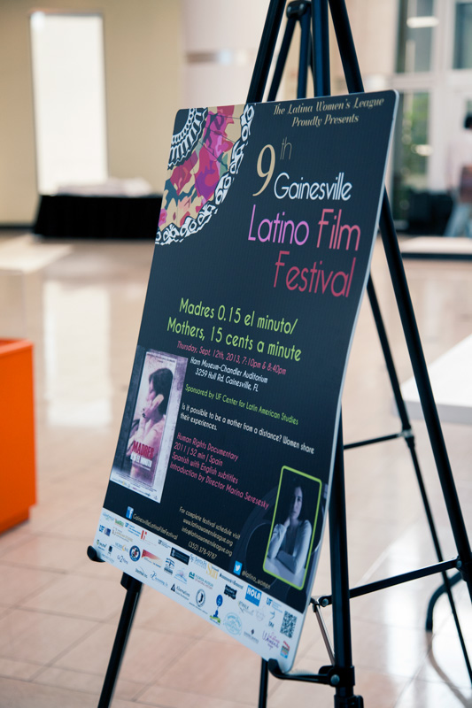 Latino Film Festival Gainesville Florida 2013 - 1