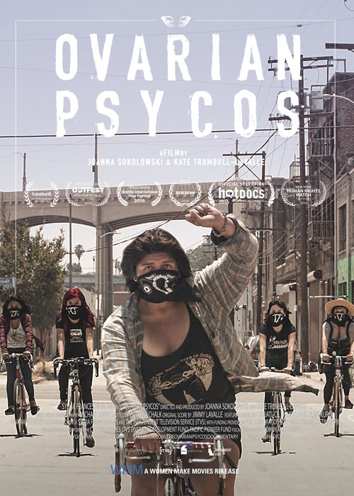Ovarian Psycos poster