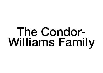 The-Condor-Williams-Family