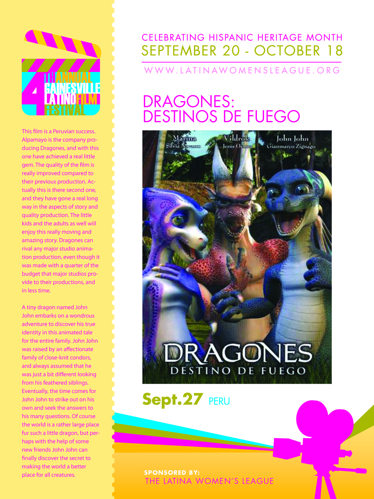 Dragones destino de fuego / Dragons, Destiny of Fire