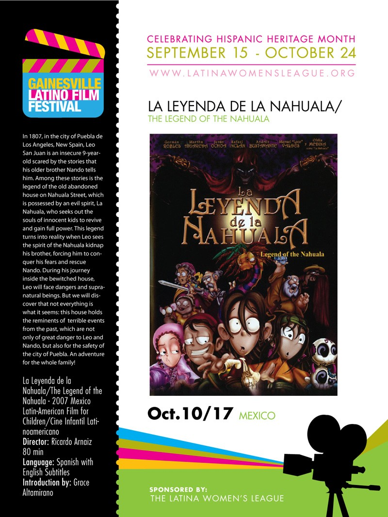 La Leyenda de la Nahuala/The Legend of the Nahuala