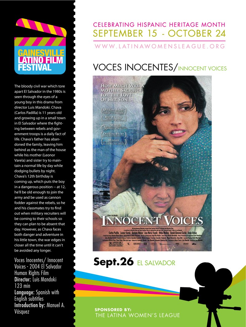 Voces Inocentes/ Innocent Voices